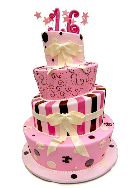کیک تولد همه افراد, جدیدترین کیک های تولد چند طبقه