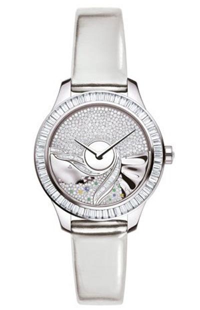 زیباترین مدل ساعت مچی زنانه,ساعت های الماس زنانه
