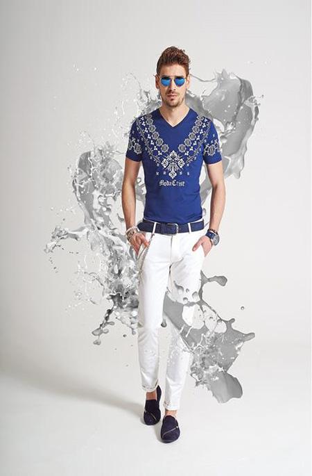 لباس مردانه Modacrise, جدیدترین لباس اسپرت مردانه