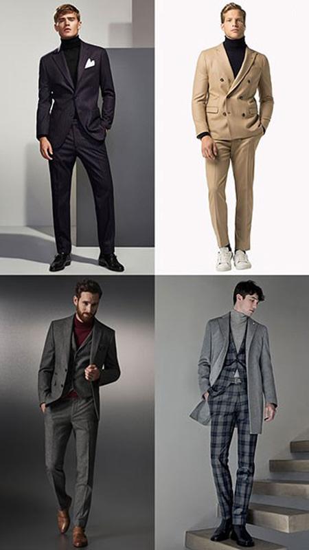 تیپ های پاییزی آقایان, راهنمای لباس پوشیدن آقایان در زمستان